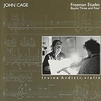 Freeman Etudes Books 3 & 4 by IRVINE ARDITTI (1994-09-20)