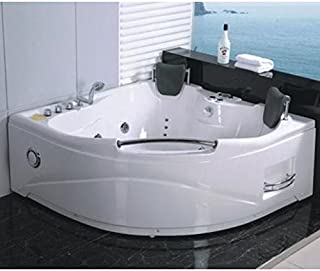 Amazon Fr Baignoire Balneo 2 Places