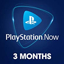 PlayStation Now: 3 Month Subscription [Digital Code]