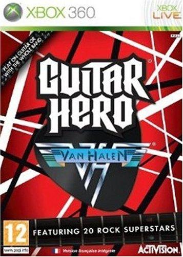 Guitar Hero Van Halen - Game Only (Xbox 360) [Importación inglesa]