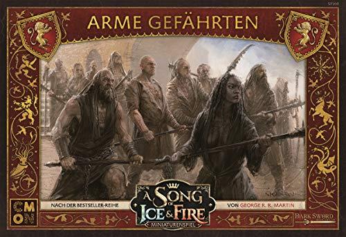 A Song of Ice and Fire: Tabletop Miniatures Game CMND0098 A Song of Ice & Fire - Extensión para Brazos de avión, Multicolor