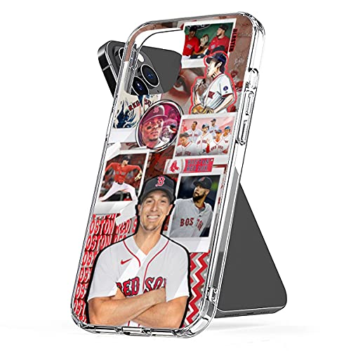 Phone Case Cover Boston Funny Red TPU Sox Waterproof Clear Pc Compatible for iPhone 6 6s 7 8 X Xs Xr 11 12 Se 2020 Pro Max Plus