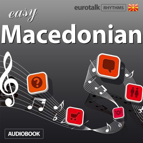 Rhythms Easy Macedonian cover art