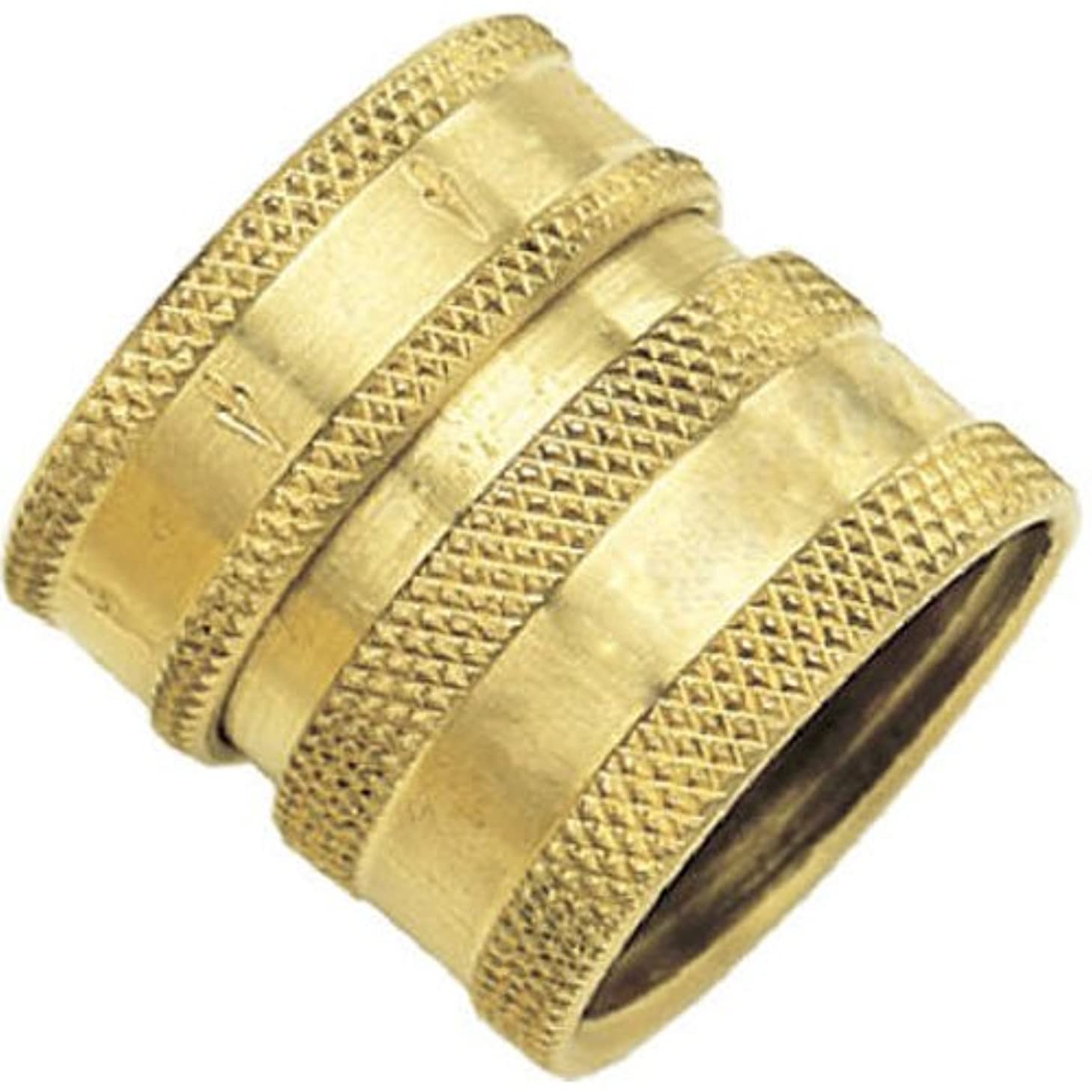Bosch Garden and Watering 09QCFGT Green Thumb Brass Female Quick Connector for Hose