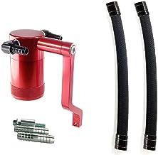 UPR Products 2011-Present 6.4L Billet Catch Can New HEMI Technology Z-Bracket Scat Pack Red