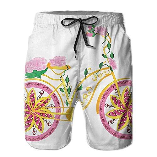 booty on the bike
