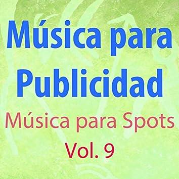 Música para Publicidad, Vol. 9 (Música para Spots)