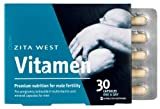 Zita West Vitamen, Male Fertility Supplement (30 capsules)