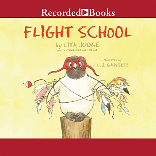 Flight School audiobook cover art