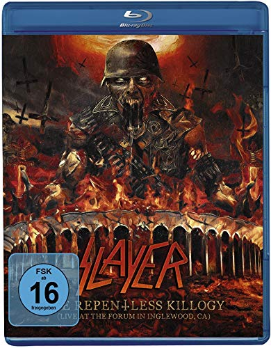 The Repentless Killogy (Show Only) [Blu-ray]