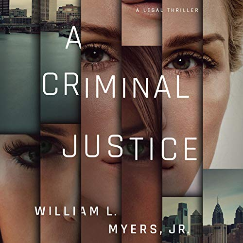 A Criminal Justice audiobook cover art