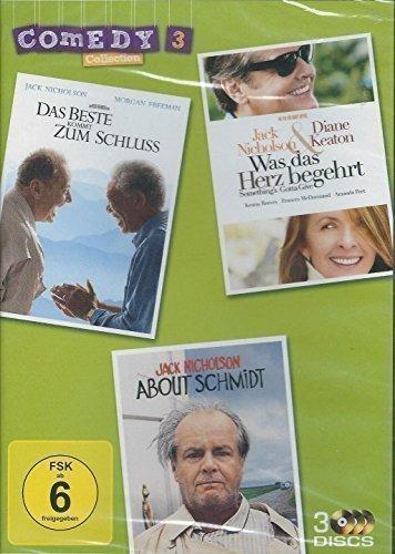Comedy Collection Comedy Das Beste kommt zum Schluss/ Was dein Herz begehrt / About Schmidt