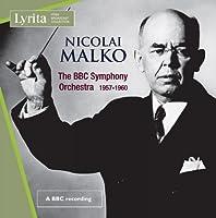 Nicolai Malko conducts The BBC Symphony Orchestra by The BBC Symphony Orchestra