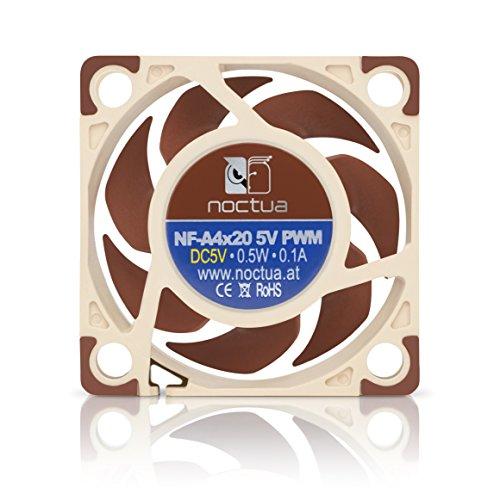 Noctua NF-A4x20 5V PWM PC-Caja-Ventilador Negro (B x H x T) 40 x 40 x 20mm