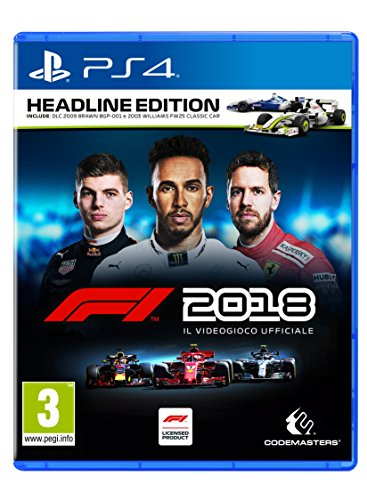 F1 2018 Headline Edition PlayStation 4