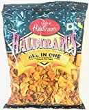 Haldirams - All in One - Mezcla de Tallarines de Harina de Garbanzos - Garbanzos Partidos y Hojuelas de Arroz- Producto Asiático - 200 Gramos