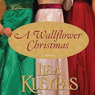 A Wallflower Christmas audiobook cover art