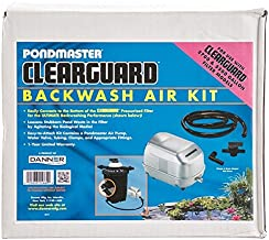 ClearGuard Backwash Air Kit Clearguard Large Air Kit Fits 8,000 and 1