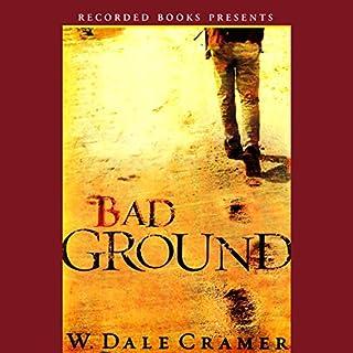 Bad Ground audiobook cover art