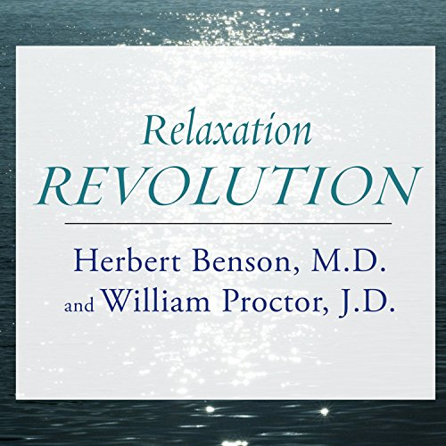 Relaxation Revolution audiobook cover art