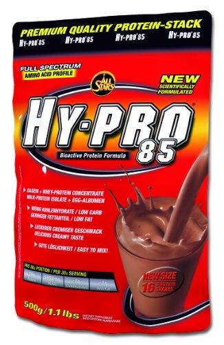 All Stars HY-Pro 85 500g Beutel Himbeer-Quark
