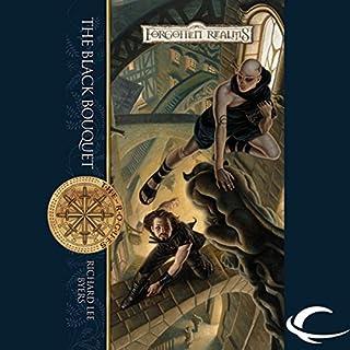 The Black Bouquet audiobook cover art