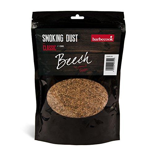 Barbecook Rauchermehl Buche Grillzubehör, braun ,230 g
