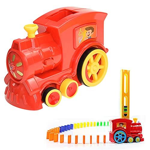 1 paquete de juguetes Domino para niños Domino Tren Juguete de Tren...