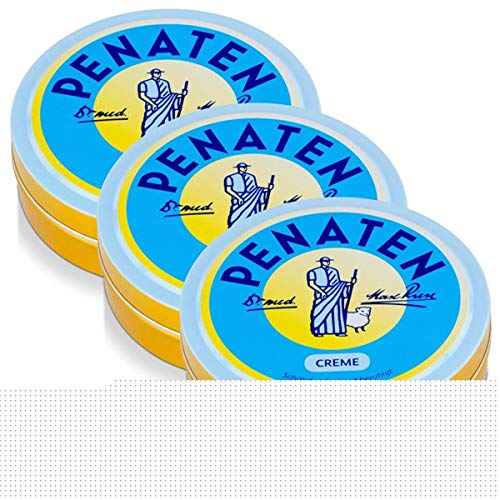 Penaten Creme, 150ml, 3er Pack (3 x 150ml)