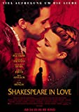 Shakespeare in Love (1998) | original Filmplakat, Poster