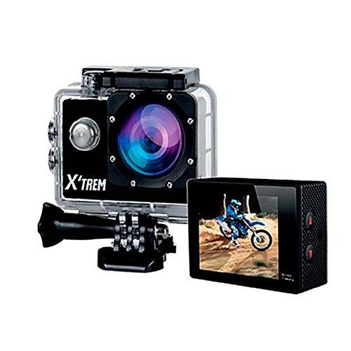 X 'TREM cámara stxcs45031Deportes 5MP Negro