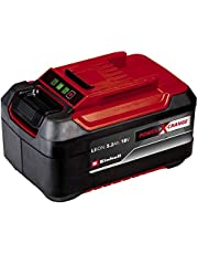 Original Einhell System Akku Power X-Change Plus (Lithium Ionen Akku, 18 V, 5,2 Ah, passend für alle Power X-Change Geräte)