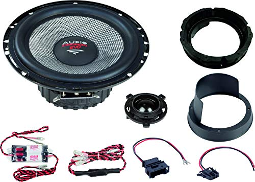 Audio System Xfit kompatibel mit VW Golf 7 EVO 2 Lautsprecher 165 mm 2-Wege...
