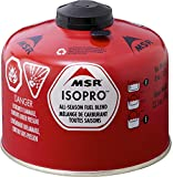 エムエスアール(MSR) アウトドア 登山 ガス缶 イソプロ 227 【日本正規品】 36928 レッド