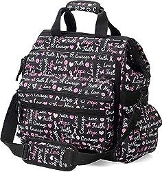 Nursing Bags On Wheels >> 10 Best Medical Bags For Nurses Tote Bag Reviews Nurse
