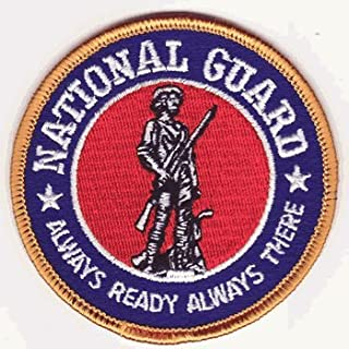 national guard patches