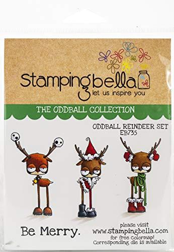 Stamping Bella Haftstempel Oddball Rentier Set