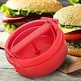 sensadore Stuffed Burger Press Hamburger Grill BBQ Patties Maker Hamburger Meat Press Kitchen