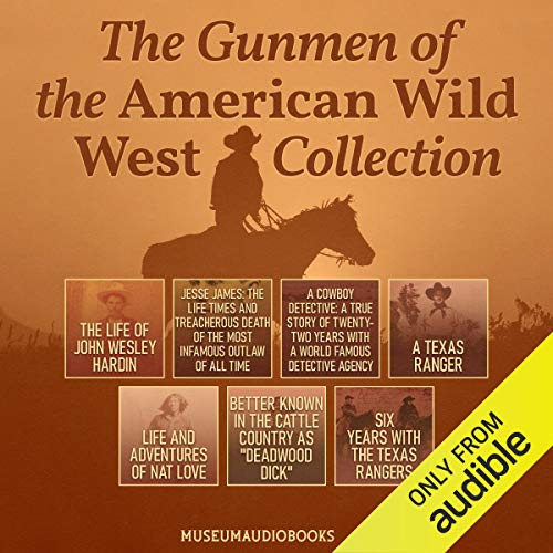The Gunmen of the American Wild West Collection Titelbild