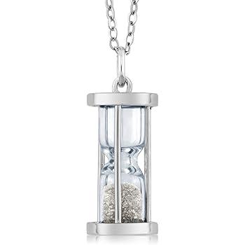 2//5//10 x colgantes de joyería versión incluyendo cabuchons vidrio 30 mm redonda de plata