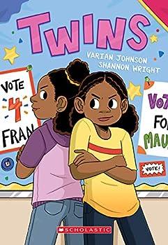Twins  A Graphic Novel  1