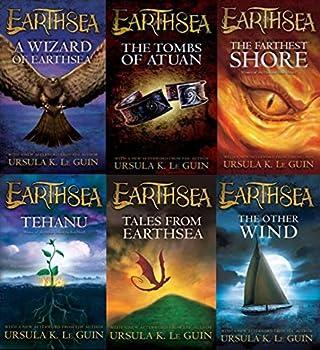 Earthsea Cycle Set   Books 1- 6