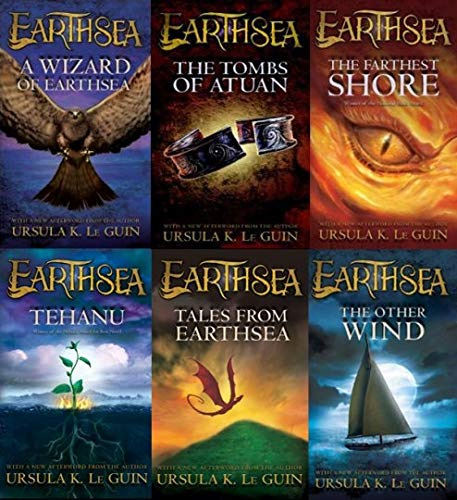 Earthsea Cycle Set ( Books 1- 6 )