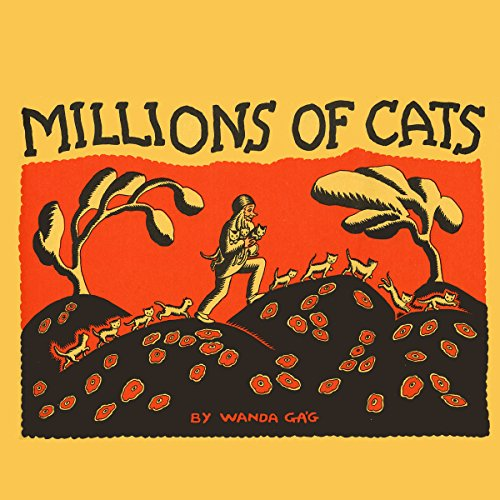 Millions of Cats cover art