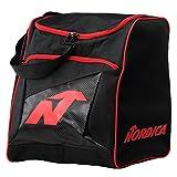NORDICA ノルディカ BOOT BAG 0N301400741 BLACK RED