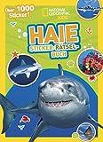 Haie Sticker-Rätsel-Buch mit über 1000 Stickern: National Geographic Kids