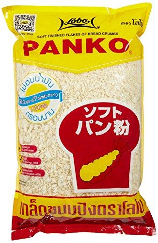Lobo Paniermehl Japanischer Brotkrumen Panko 1kg, 6er Pack (6 x 1 kg)