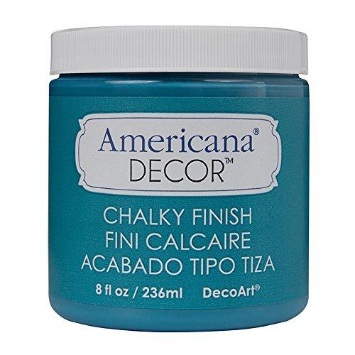 Deco Art ADC-19 Americana Chalky Finish Paint, 8-Ounce, Treasure