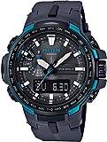 [カシオ] 腕時計 プロトレック 電波ソーラー PRW-6100Y-1AJF ブラック
