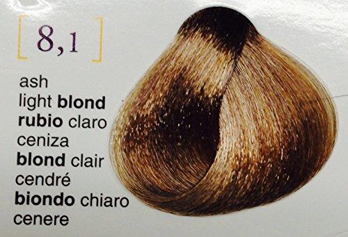 Salerm Salermsivion Coloring Cream 2.3 Oz (8.1 Ash Light Blond)